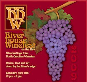 river house inn wine fest