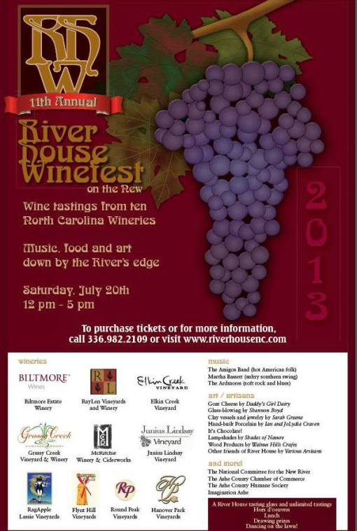 river house winefest